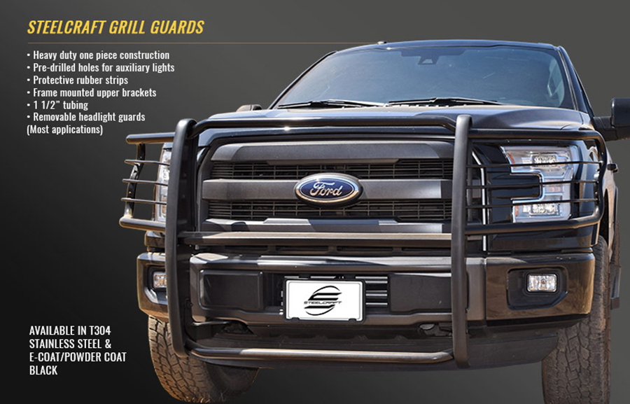Light Duty Grille Guards